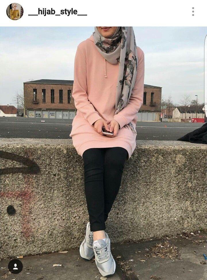 Hijab n peach