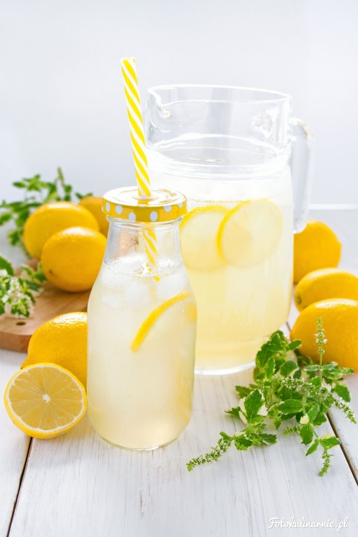 Traditional Lemonade.