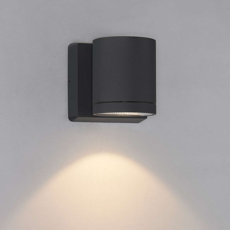 Mounted outdoor light down cylinder one light outdoor wall sconce by bruck lighting ylighting