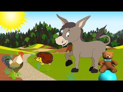 Slovenské detské pesničky - tradičné slovenské piesne pre 3-8 ročné deti. Vyrábame 2-D a 3-D animácie týchto jedinečných a tradičných piesní, takže detičky s...