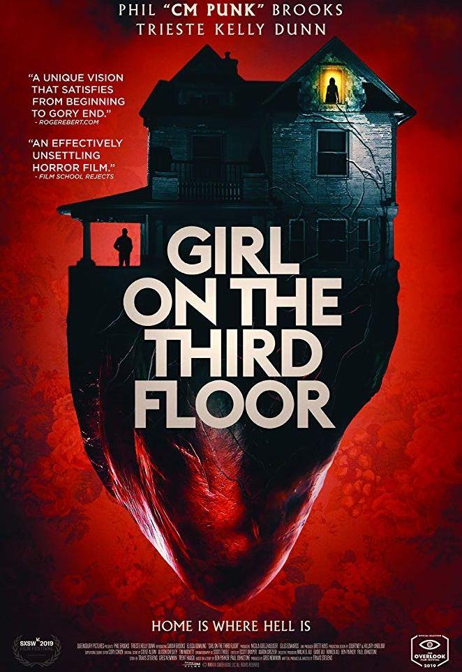 Girl On The Third Floor Peliculas De Terror Películas De Miedo Pelis Online