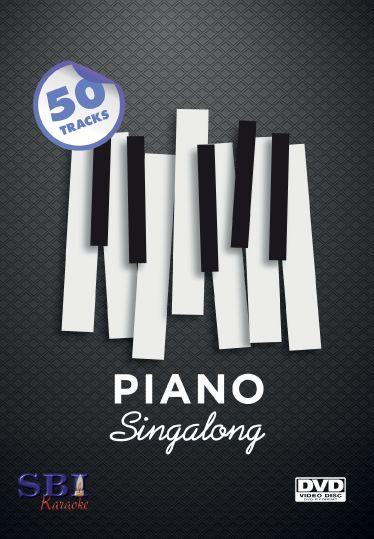 SBI Karaoke Presents Piano Singalong Karaoke DVD Collection