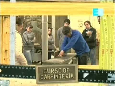 Curso de Carpintería - Clase 10 - Muebles laminados, 2da. parte.