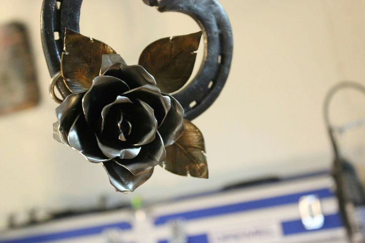 Stainless rose with @dremel tools