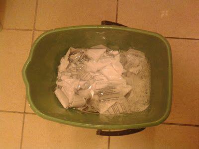 Racjonalne Oszczędzanie: Brykiet kominkowy z papieru #1