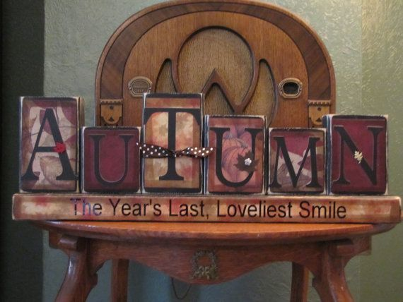 Autumn The Year's Last Loveliest Smile by PunkinSeedProduction