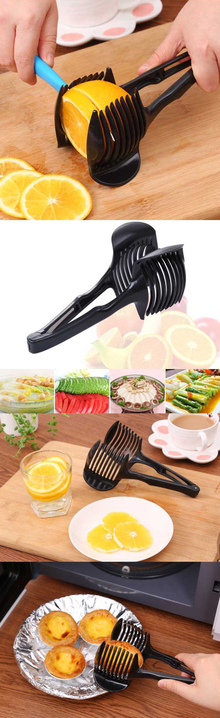 Creative Lemon Fruit Handheld Slicer