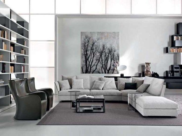 Come disporre i divani in salotto nel 2020 | Arredamento ...