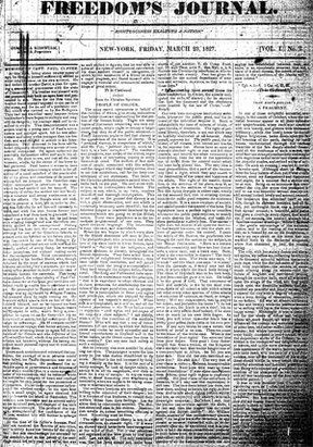 researching about american newspapers Includes newspapers such as the washington post (1877-1995), atlanta constitution (1868-1945), and many african-american newspapers to search a specific newspaper, select the searching: 19 databases link at the top and select only that newspaper.