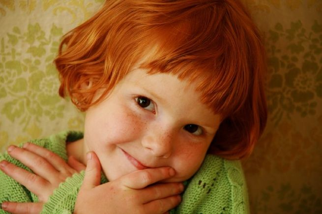 I didn't start this as a board for just redheaded kids, but they're all so adorable!