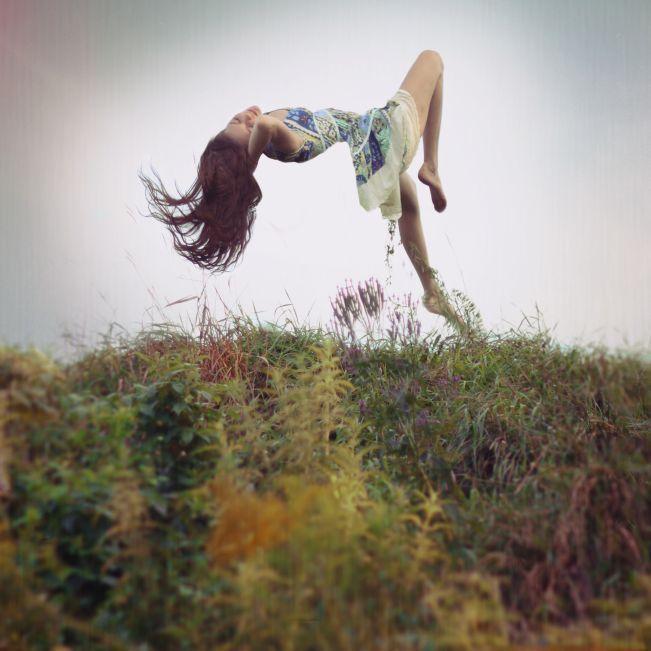 gravity / Karrah Kobus