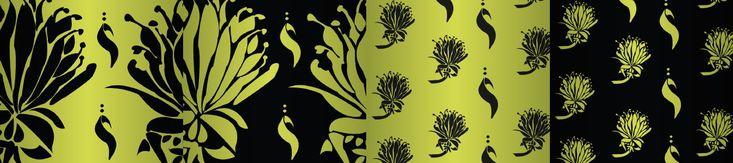 #Autemul #LottiHaeger #Patterns #Fabrics