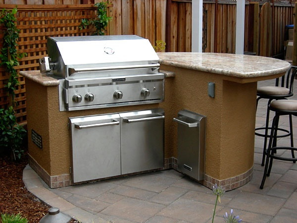 25 best outdoor kitchen images on pinterest