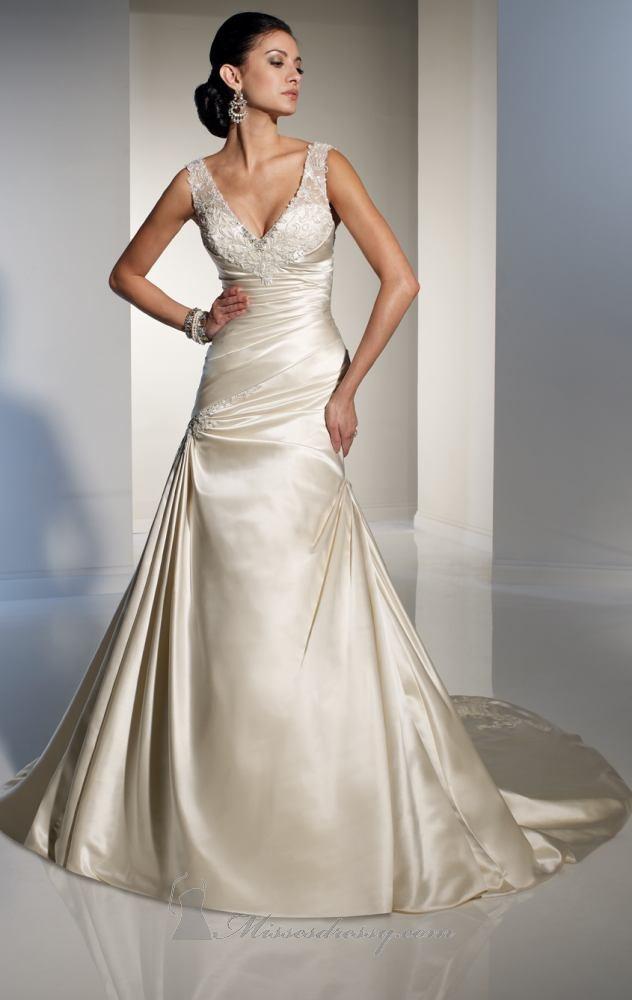 16 best Sophia tolli images on Pinterest | Hochzeitskleider ...