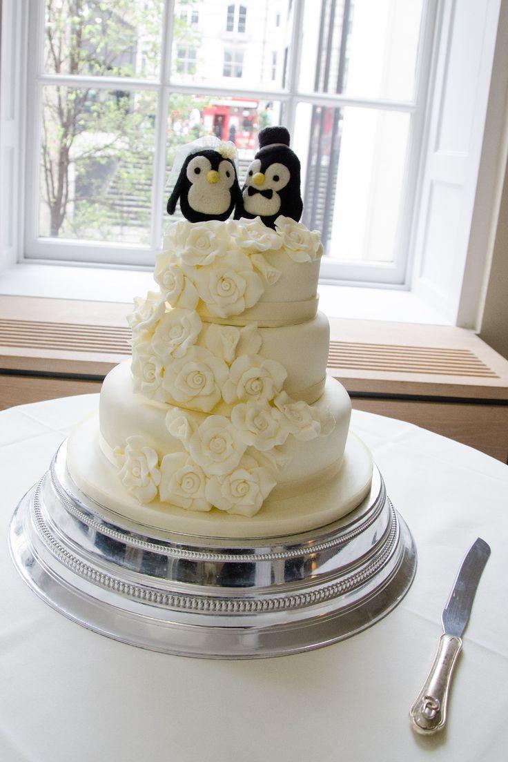 Custom Wedding Cake Toppers London