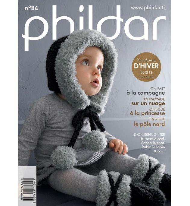 Phildar Baby Knitting Pattern Books : Catalogue Layette n?84 - Autres - Phildar KNITTING Pinterest Layette
