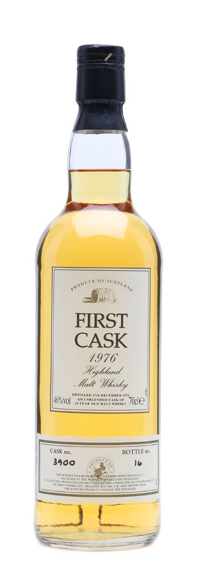 NORTH PORT 1976 24 Year Old First Cask, Highlands