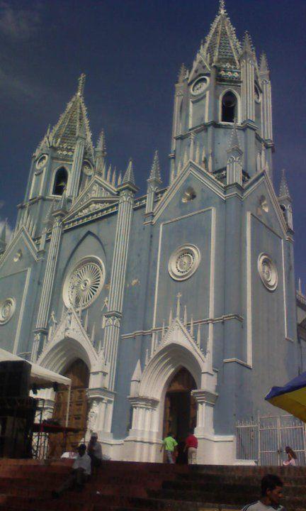 Iglesia de Salazar de las Palmas, Norte de Santander, Colombia