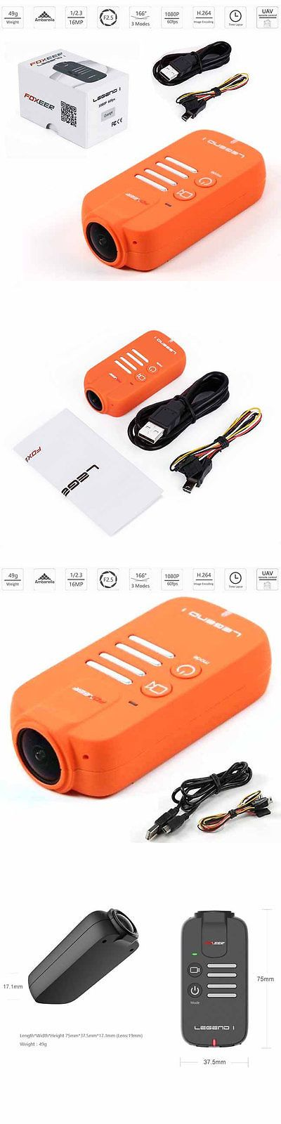 Quadcopters and Multicopters 182207: Foxeer Legend 1 Hd Camera 1080P 60Fps 16Mp (Orange) : Fpv Racing Quad Drone -> BUY IT NOW ONLY: $79.95 on eBay!
