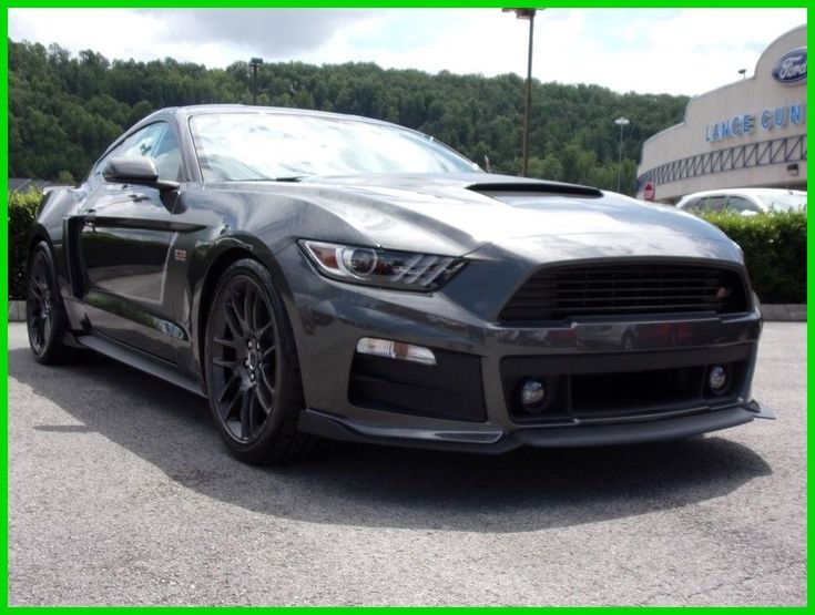 Awesome Great 2017 Ford Mustang GT Premium 2017 ROUSH STAGE 3 MUSTANG 672+ HP LOADED WITH THE GOODIES A+ 2017 2018 Check more at http://car24.tk/my-desires/great-2017-ford-mustang-gt-premium-2017-roush-stage-3-mustang-672-hp-loaded-with-the-goodies-a-2017-2018/