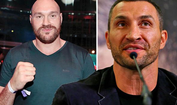 Tyson Fury v Wladimir Klitschko: Fight delayed AGAIN Brit could be stripped of belts