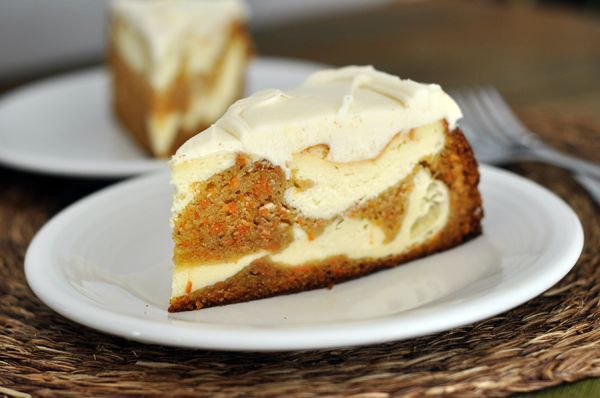 Carrot Cake Cheesecake Recipe | Mel's Kitchen Cafe. This recipe made the top 10 list at our Easter Brunch:)