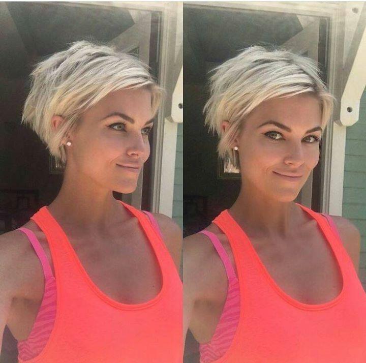 Pixie lang oben geschnitten - Die Beste Frisuren