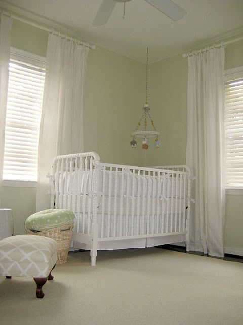 25 best light green nursery ideas on pinterest green for Benjamin moore light green