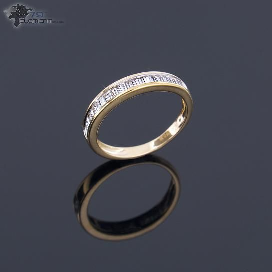 Yellow gold with diamond  #engagementrings #diamonds