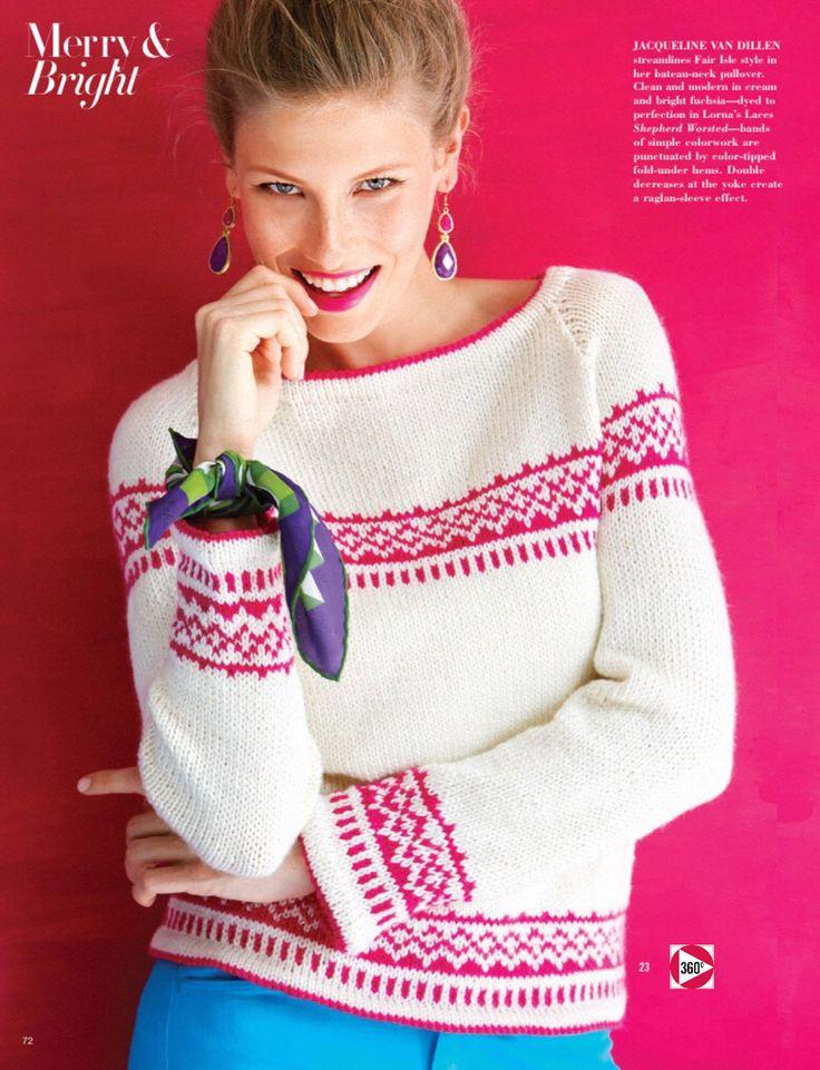 26 best VogueKnitting Holiday 2014 images on Pinterest | Holiday ...