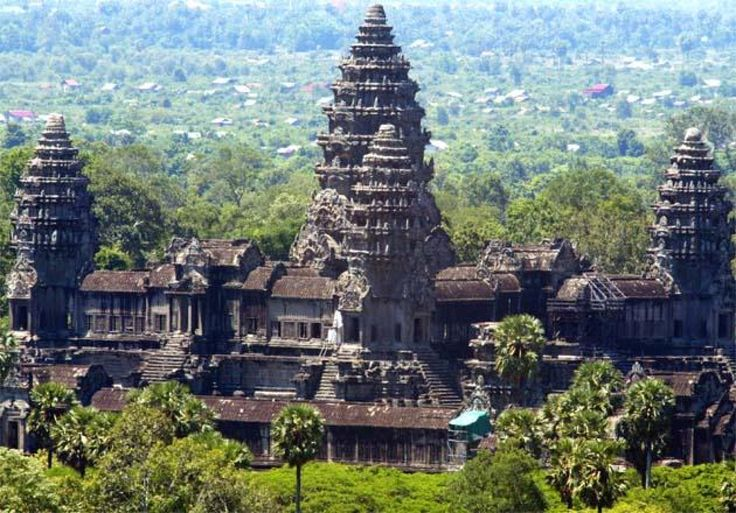 Appealing Prasat Angkor Wat Temple Cambodia and Angkor Wat In Cambodia | Goventures.org