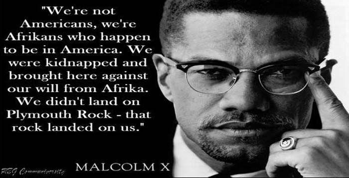 Malcolm X   Terlahir sebagai seorang yang berkulit hitam Malcolm X mendapatkan perlakuan buruk dari warrga Amerika. Penduduk kulit hitam di marginalkan karena masyarakat amerika pada saat itu masih sangat Ras.Karena kasus kriminal yang dilakukannya ia mendekam 8 tahun di jeruji besi. Namun di saat itulah ia mulai terpengaruh pemikiran ajaran islam yang dibawa oleh salah satu kelompok yang menyimpang yaitu nation of islam kelompok ini berusaha menyetarakan hak-hak kulit hitam dengan kulit…