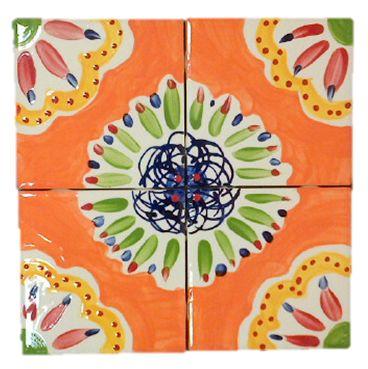 Mexican Tiles http://www.crockadoodle.com/gallery/seasonal-ideas-summer