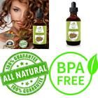 4oz Bottle of 100% Pure Organic Hemp Seed Oil USA Made Natural Skin Moisturizer