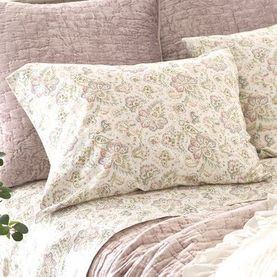 Pine Cone Hill Fiona Standard Pillowcases & Reviews | Wayfair.ca