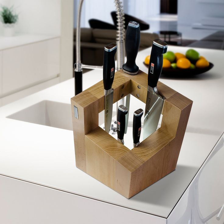 Sabatier Chopper: 25+ Best Ideas About Knife Block On Pinterest