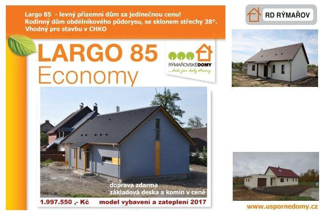 bydlení pro mladé, dům do CHKO, přízemní, podkroví, www.uspornedomy.cz,