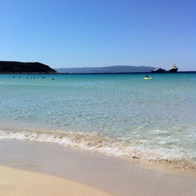 Paradise:Elafonisos, Greece