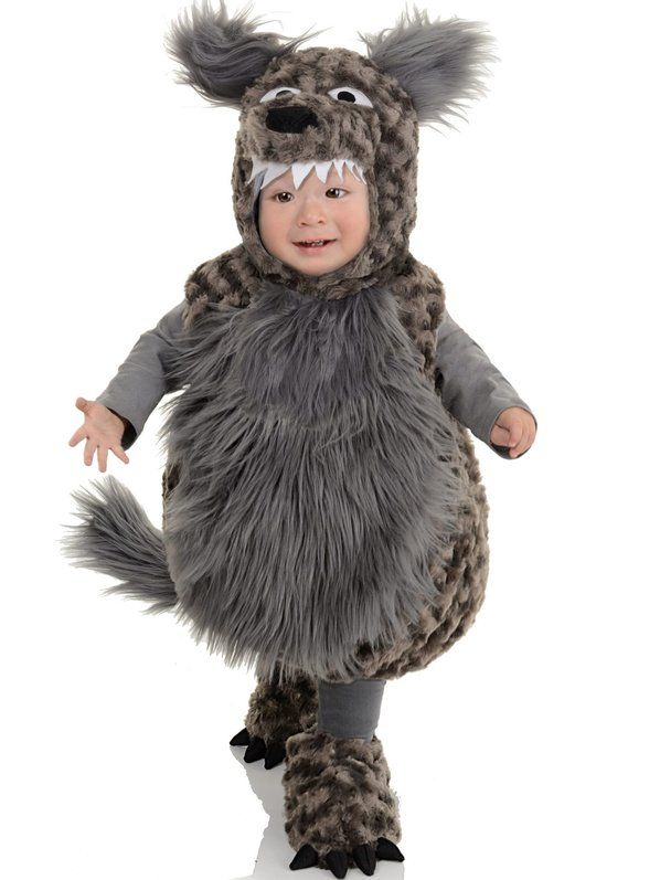 Check out Toddler Wolf Costume - Wholesale Animals Costumes for Babies, Infants…