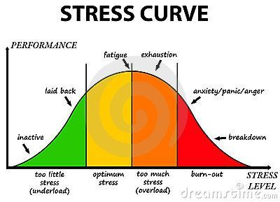 Stress, the good, the bad & the ugly. We all need some stress in our lives, but understand your signs & symptoms of stress overload. Stress Management. #AnxietySymptomsinYourBody