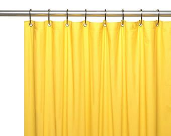 shower curtain etsy tel brights collection extra heavy 8 gauge bright vinyl shower curtain