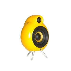 MicroPod SE Speaker Yellow