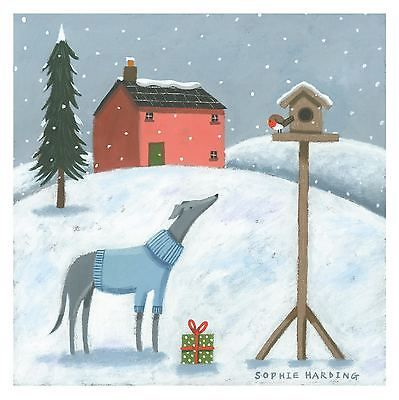 2016 Just Whippets Rescue Christmas Cards