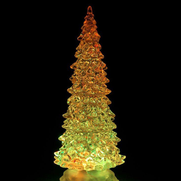 Sapin lumineux Multicouleur 1 LED : choisissez parmi tous nos produits Silhouette lumineuse
