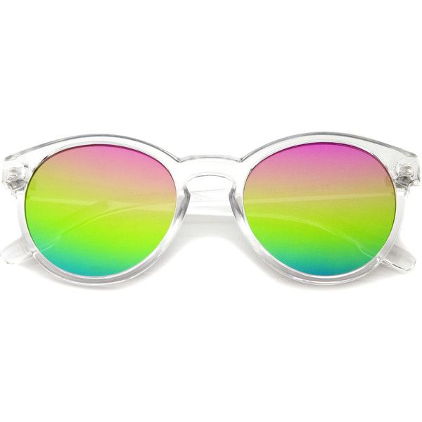 Festival p3 round mirrored flat lens sunglasses a404 ($14) ❤ liked on Polyvore featuring accessories, eyewear, sunglasses, glasses, keyhole sunglasses, mirrored lens sunglasses, round mirror sunglasses, round lens sunglasses and matte lens sunglasses