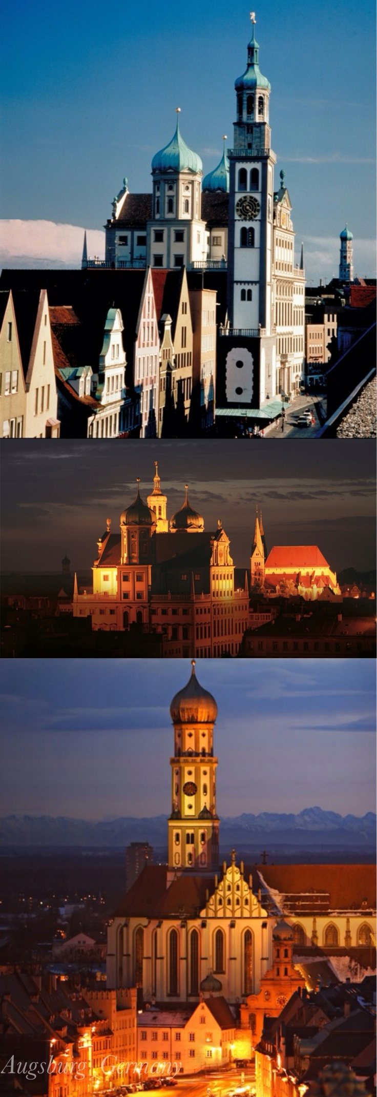 #Augsburg, with its Mozart heritage, is one of the most historically significant cities in (the the 2nd oldest city in) #Deutschland.. in #Germany