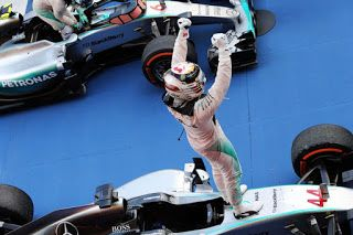 Paul English Formula 1: Alonso still giving everything as Hamilton returns...
