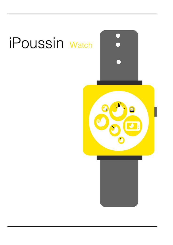 #Poussindujour #Applewatch #tech  http://poussin-communication.fr/