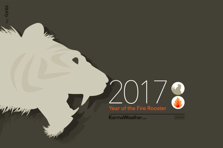 Tiger Chinese Horoscope in 2017. Full Chinese zodiac 2017 predictions of the sign of the Tiger during Lunar New Year 2017.