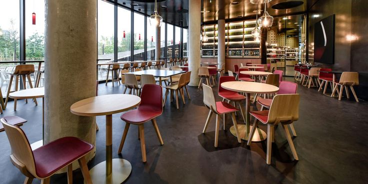 Latitude20 wine bar | La Cité du Vin #Bordeaux, #France